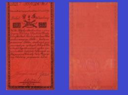 Poland 100  Zlotych  1794 - Pologne