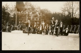 Postcard / CPA / ROYALTY / Belgique / België / Reine Elisabeth / Koningin Elisabeth / Roi Albert I / Koning Albert I - Gent