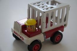 Kosto Toys,M.depose Animal Transport, Made In France, 1980's *** 8 Cm (style Tonka) - Dinky