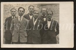 Postcard / CPA / Hommes / Men / Postcard Size / Unused - Fotografie