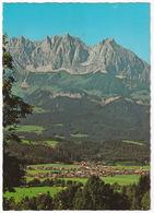 Sommerfrische Oberndorf Mit Wildem Kaiser  - Tirol - Kitzbühel