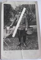 1918 Chasseur à Pied 4eme Bataillon Vétéran Croix Guerre 5 Citations Combattant Volontaire Poilu 1914 1918 WW1 14/18 1WK - Guerra, Militari