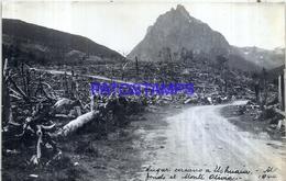 118457 ARGENTINA USHUAIA MONTE OLIVIA VISTA PARCIAL FOREST AÑO 1944 16 X 10 CM PHOTO NO POSTAL POSTCARD - Fotografie