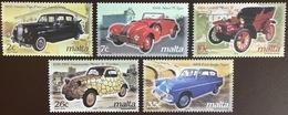 Malta 2003 Vintage Cars MNH - Malta