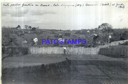 118463 ARGENTINA BRAZIL FRONTERA VISTA PARCIAL AÑO 1943 17 X 11 CM PHOTO NO POSTCARD - Fotografie