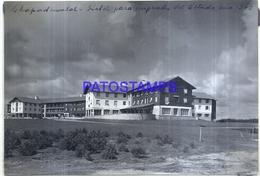 118464 ARGENTINA MAR DEL PLATA CHAPADMALAL HOTEL EMPLEADOS AÑO 1949 16 X 11 CM PHOTO NO POSTAL POSTCARD - Fotografie