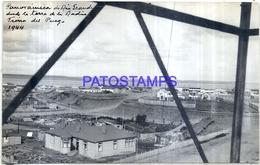 118465 ARGENTINA TIERRA DELFUEGO PANORAMA RIO GRANDE AÑO 1944 16 X 10 CM PHOTO NO POSTAL POSTCARD - Fotografie