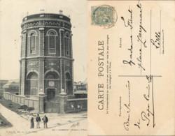 D - [505063]B/TB//-France  - (59) Nord, Cambrai, Château, Châteaux - Cambrai