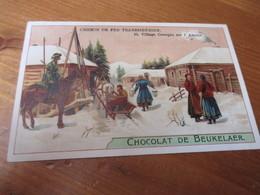 Chromo, Chocolat De Beukelaer - Chocolate