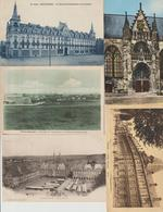 N 89 Lot 100 CPA Différentes Des Ardennes - 100 - 499 Karten