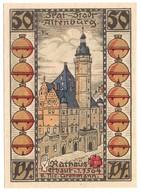 Deutschland Germany Notgeld 50 Pfennig Mehl21.3 ALTENBURG /77M/ - [11] Local Banknote Issues