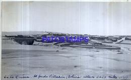 118469 ARGENTINA BOLIVIA JUJUY LA QUIACA VISTA  PANORAMICA HACIA VILLAZON AÑO 1947 16.5 X 10 CM PHOTO NO POSTAL POSTCARD - Fotografie
