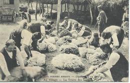 BULGARIE 1920 VARNA Au Village La Traite Des Brebis  CPA TBE - Bulgarie