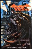 Gregg Hurwist / David Finch - BATMAN / DARK KNIGHT -  Volume 2 - Cycle De La Violence - DC Comics (en Anglais) - 2014 . - DC