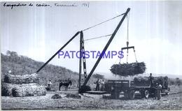 118473 ARGENTINA TUCUMAN COSTUMES CARGADERO DE CAÑA AÑO 1947 16.5 X 10 CM PHOTO NO POSTAL POSTCARD - Fotografie