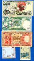 Indonésie  10  Billets - Indonesien