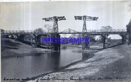 118474 ARGENTINA CHACO VISTA DEL PUENTE BRIDGE CONSTRUCCION 16.5 X 10.5 CM PHOTO NO POSTCARD - Fotografie