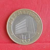 MOZAMBIQUE 10 METICAIS 2006 -    KM# 140 - (Nº30431) - Mosambik