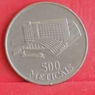 MOZAMBIQUE 500 METICAIS 1994 -    KM# 121 - (Nº30432) - Mozambique