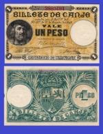 Puerto Rico 1 Pesos 1895 - Puerto Rico