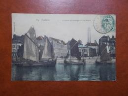 """Carte Postale  - CALAIS (62) - Le Quai D""""échouage - Le Minck (3310) - Calais"""