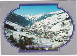 Wintersportgebiet Hinterglemm 1100 M  - Salzburger Land - Saalbach