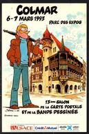 COLMAR . 13éme Salon De La Carte Postale Et De La BD .1993. - Bourses & Salons De Collections