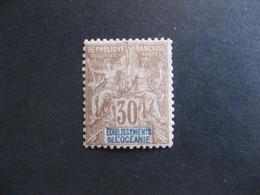Etabl. De L'OCEANIE:  TB N° 9, Neuf X. - Oceanía (1892-1958)