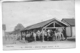 TROYES  Quartier  Songis Lavoir - Barracks