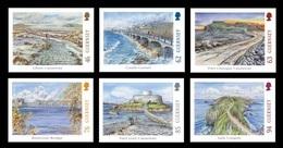Guernsey 2018 Mih. 1678/83 Bridges And Causeways (incl. Europa-Cept. Bridges) MNH ** - Guernsey