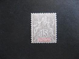 Etabl. De L'OCEANIE:  TB N° 16, Neuf X. - Oceanía (1892-1958)
