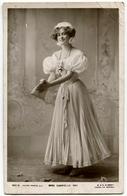 FOTO CARTOLINA MISS GABRIELLE RAY ACTRESS - Attori