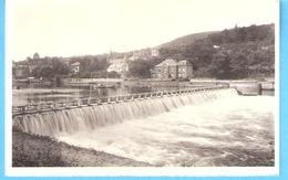 Lustin (Profondeville)-1962-Vue Du Barrage Sur La Meuse-Eglise De Rivière-Villa-barques Sur La Meuse - Profondeville
