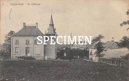 Le Château - Orp-le-Petit - Orp-Jauche
