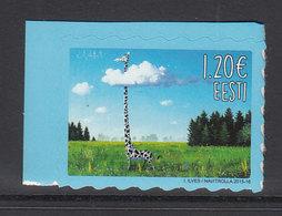Estonia - Correo 2015 Yvert 765 ** Mnh  Fauna - Estland