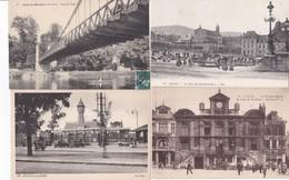 LOT PROPRE DE 300 Cpas                   Paysage Architecture Animation PAS DE PARIS FANTAISIES MILITAIRE - 100 - 499 Karten