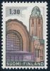 FINLAND 1980, M-63 Definitive PHOSPHOR Helsinki Railway Station 1,30 On Harrison Paper** - Finlandia