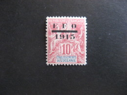 A). Etabl. De L'OCEANIE: N° 38, Neuf X. - Oceanía (1892-1958)
