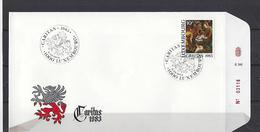 Luxembourg: 1038 Sur FDC - Noël