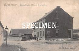 Bauwin-Grains Et Bois De Construction - Orp-le-Petit - Orp-Jauche