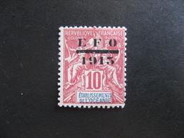 Etabl. De L'OCEANIE: TB N° 38b, E Sans Barre Médiane, Neuf X. - Oceanía (1892-1958)