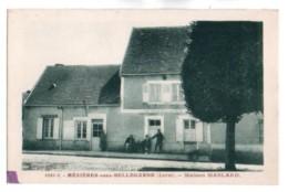 (45) 917, Mézières Sous Bellegarde, Masiard 1001-1, Maison Maslard - France
