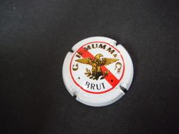 Plaque De Muselet G.H. MUMM Cie - Cordon Rouge - Mumm GH Et Cie