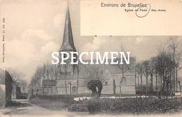 Eglise De Pede-Ste-Anne - Sint-Anna-Pede - Dilbeek