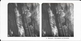 Duitsland/Deutschland, Stereoscoopfoto, Oberbayern, Reichenklamm Bei Reichenhall, Ca. 1925 - Stereoscoop