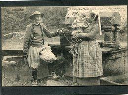 CPA - Le Tad Coz Au Puits, Pays De Quimper - Quimper