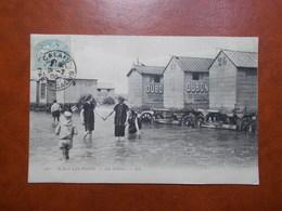 Carte Postale  - MALO LES BAINS (59) - Les Cabines (3334) - Malo Les Bains