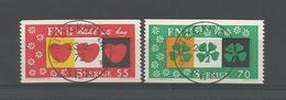 Sweden 1970 U.N. 25th Anniv.  Y.T. 671/672 (0) - Sweden