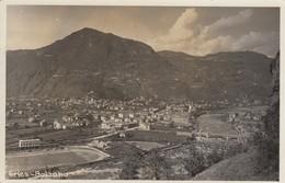 Trentino - Bolzano - Gries - Panorama Con Campo Sportivo - Stadio - Non Comune - Italie