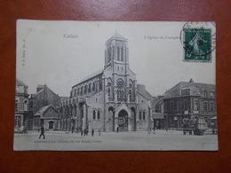 Carte Postale  - CALAIS (62) - Eglise De Courgain (3337) - Calais